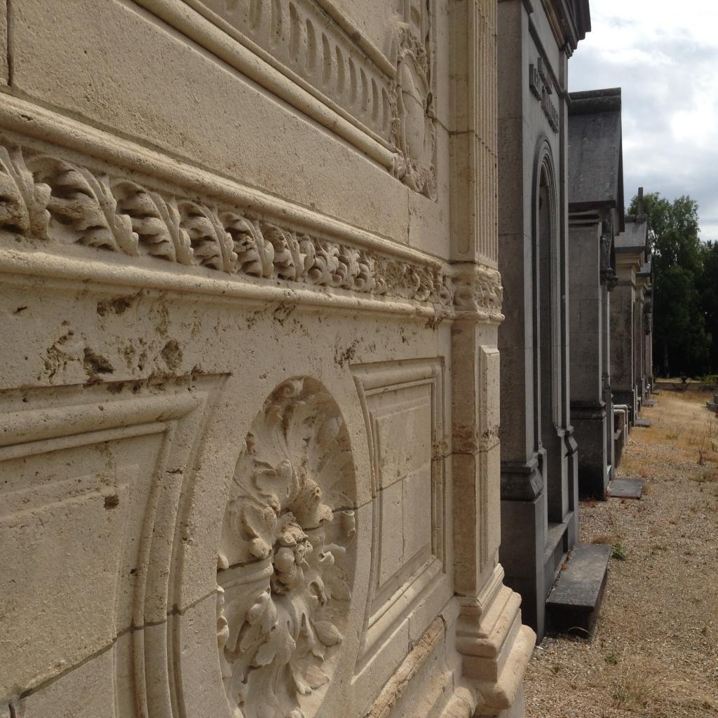 Monumental ROUEN-services sepultures